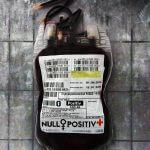 Null Positiv 100% Metal Eisenmangel Blutkonserve