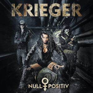 Null Positiv EP Krieger Cover 2016