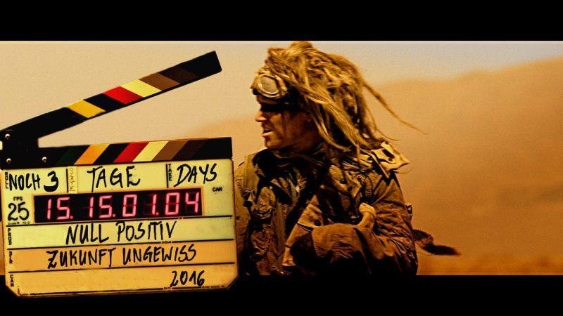 Null Positiv Zukunft Ungewiss Video Wüste