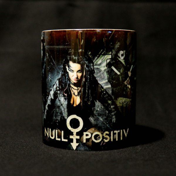 Null Positiv Shop Tasse
