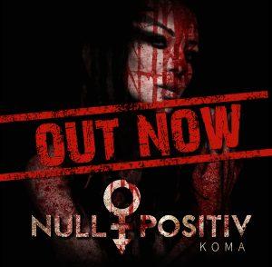 Null Positiv CD Koma 2017 Album Cover