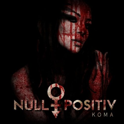 Null Positiv CD Koma 2017 Album Cover