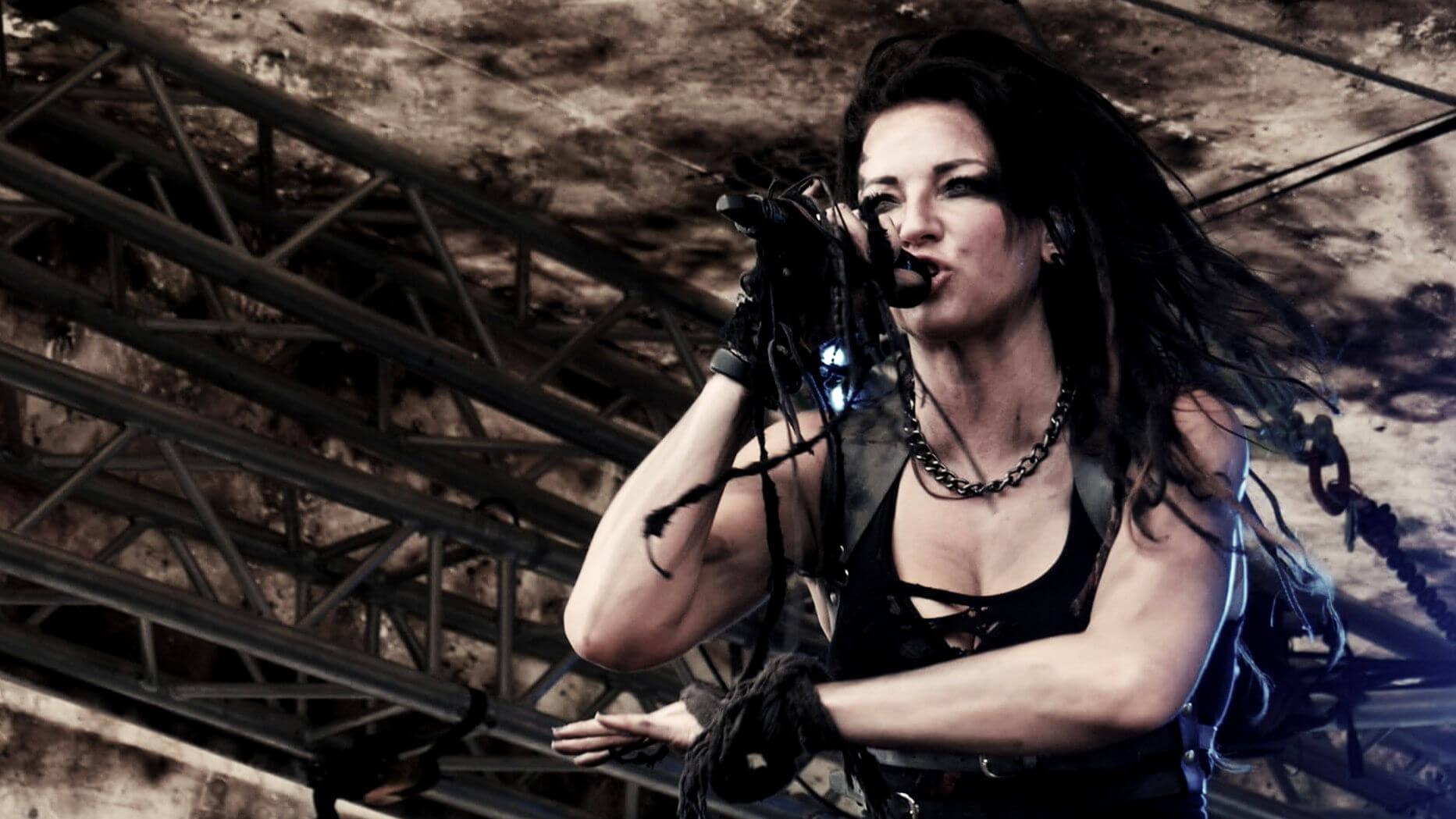 Null Positiv Wacken Elli Berlin live 2017