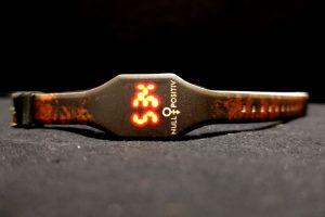 Uhr Armband Null Positiv