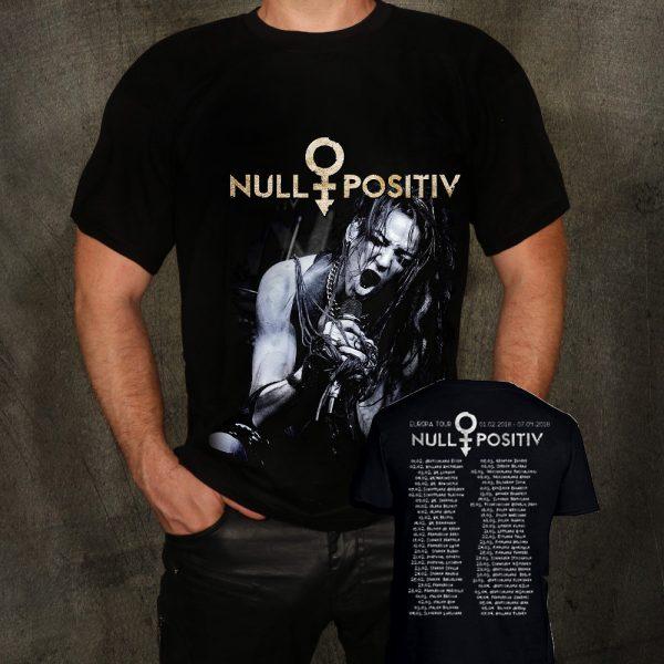 Null Positiv Tour 2018 T-Shirt