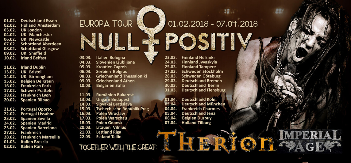 Null Positiv Europatour