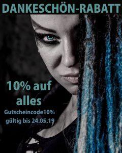 Null Positiv Shop 10%