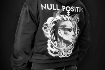 Hoodie Null Positiv