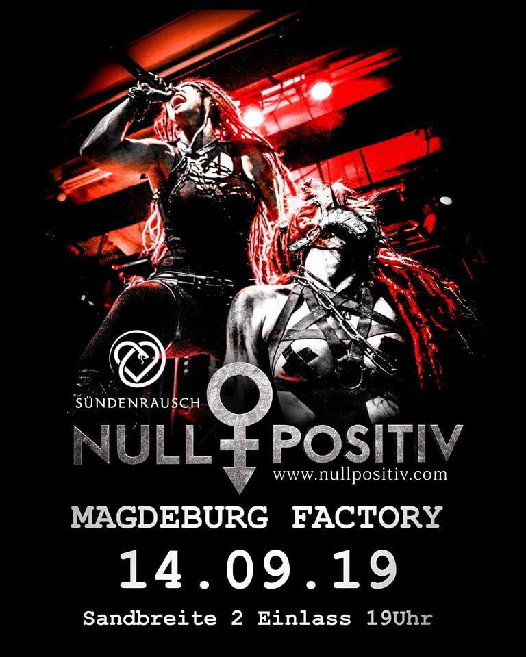 Null PositivMagdeburg 2019