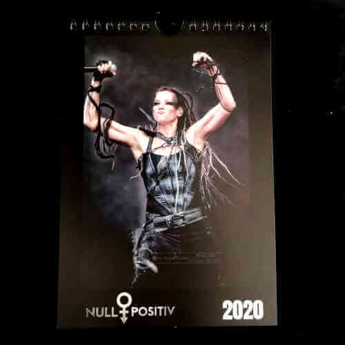 Null Positiv Kalender 2020