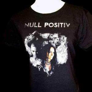 Null Positiv Damen Shirt