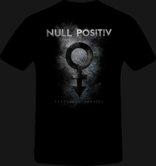 Null Positiv Tshirt