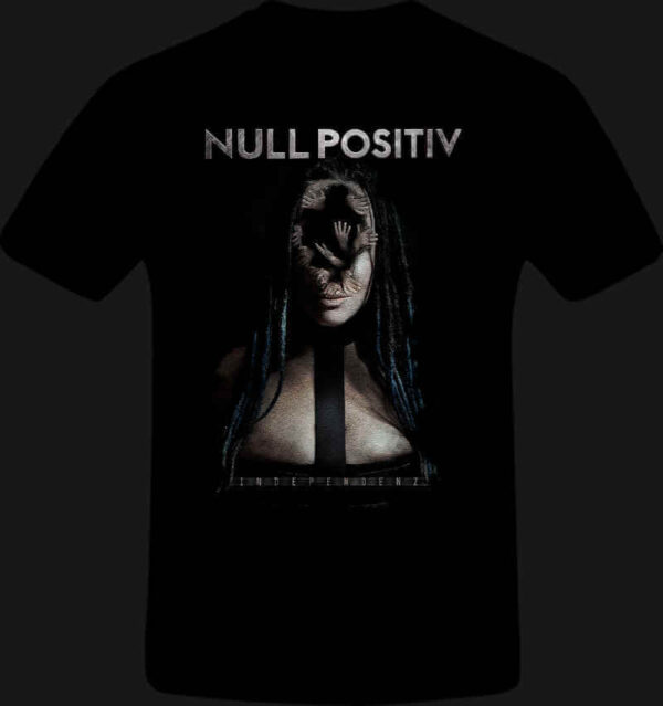 Null Positiv Shirt Independenz