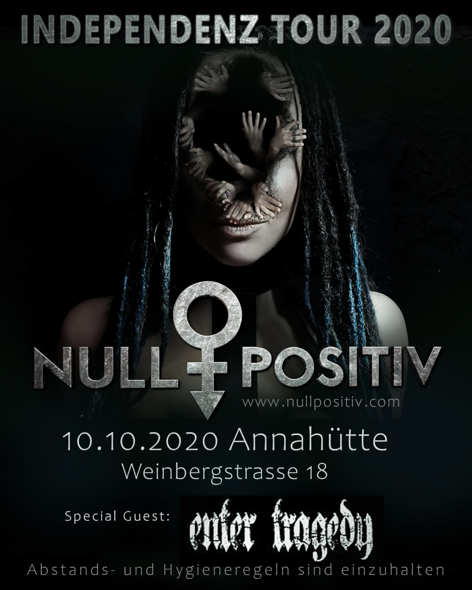 Null Positiv live