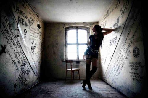 Turm der Angst Wallpaper 2